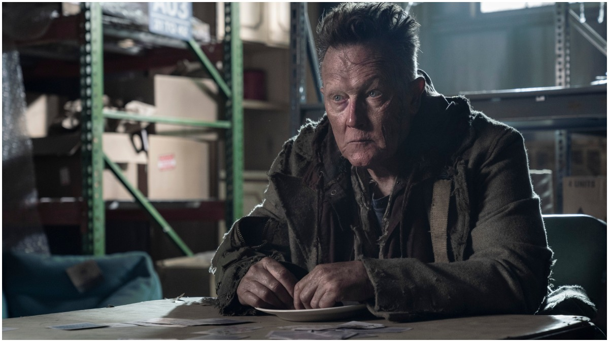 Robert Patrick stars as Mays, as seen in Episode 19 of AMC's The Walking Dead Season 10C