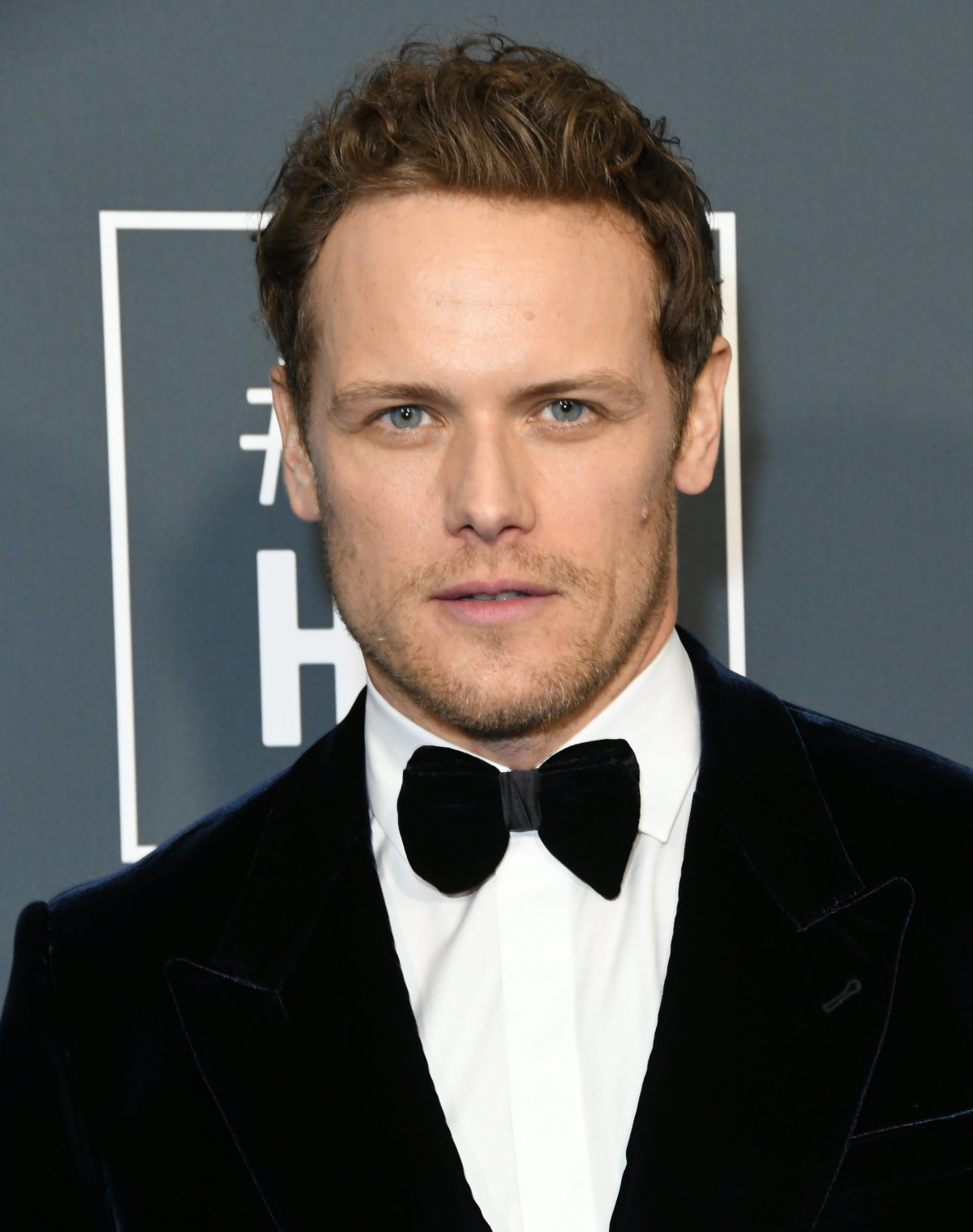 Sam Heughan attends the 25th Annual Critic's Choice Awards