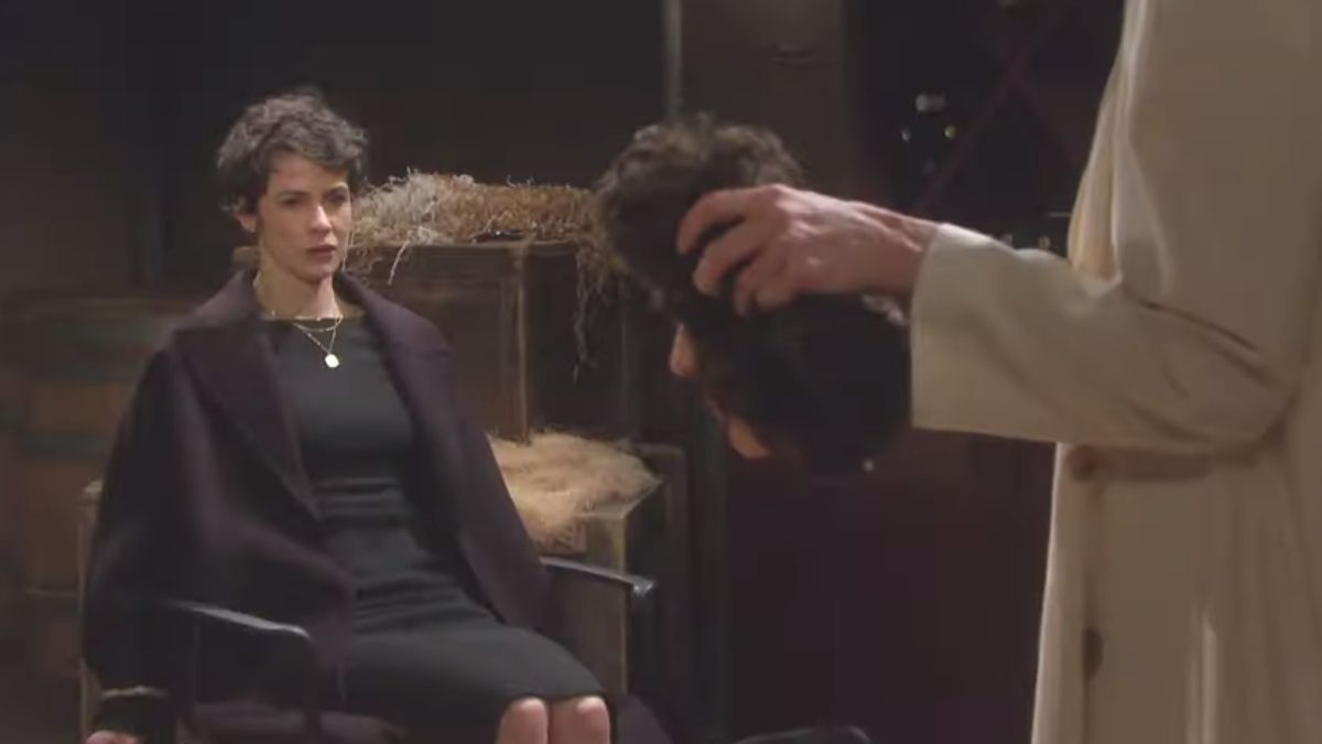 Days of our Lives spoilers mean trouble for Sarah.