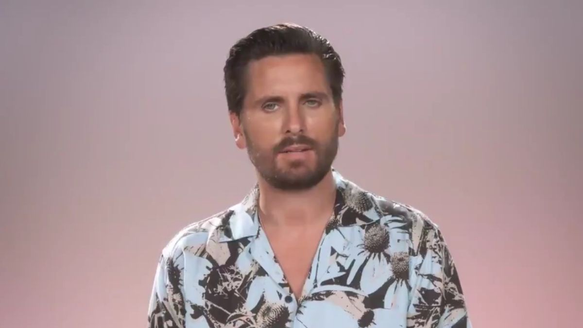 Scott Disick of Keeping up With the Kardashians