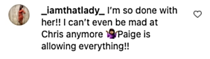 MAFS fans bash Paige Banks for giving Chris another chance