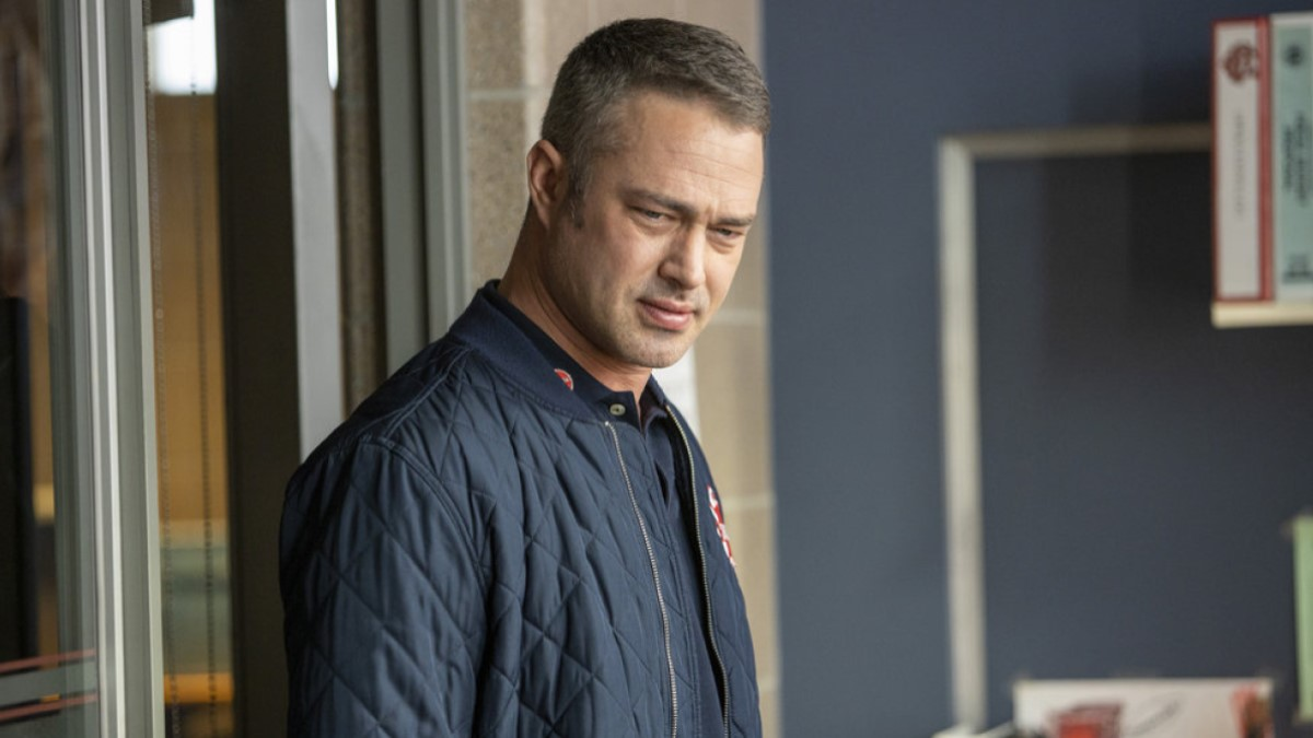Taylor Kinney from Chicago Fire.
