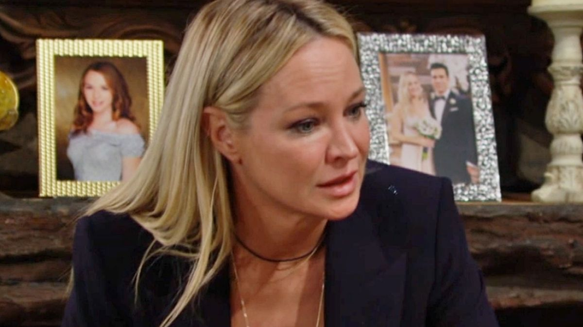 The Young and the Restless spoilers tease Rey's health crisis makes Sharon fear the worst.
