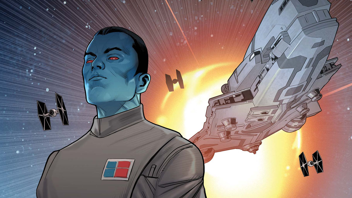Benedict Cumberbatch responds to Star Wars fans wanting him to play Thrawn