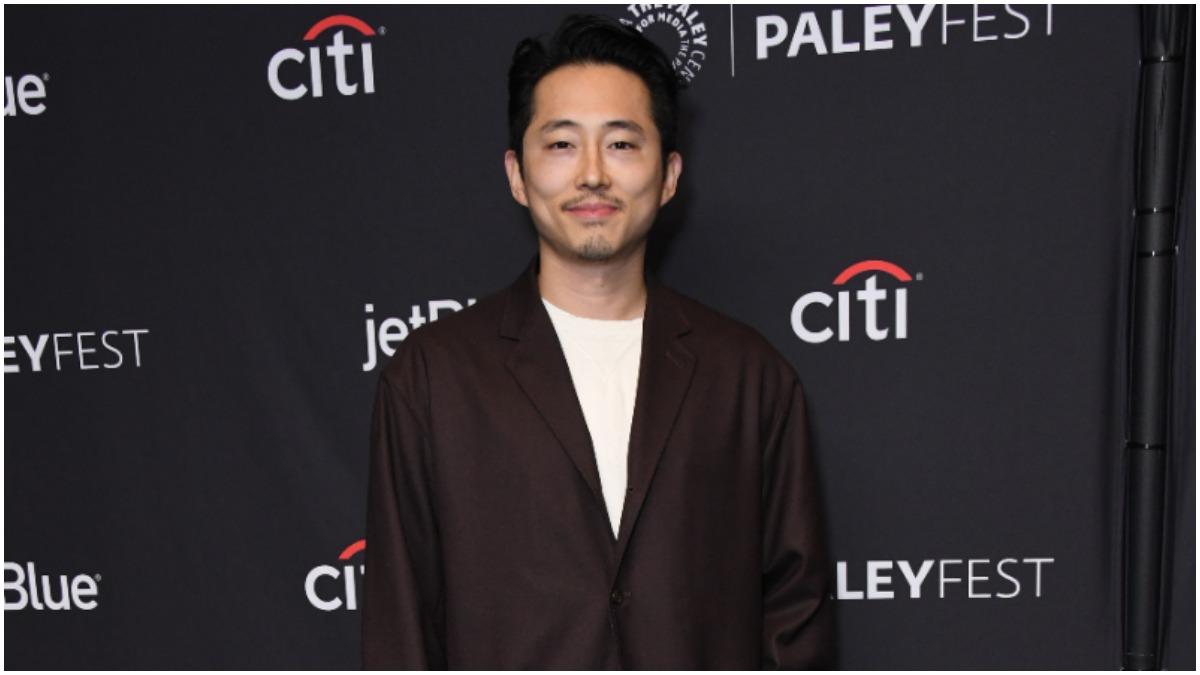 The Walking Dead star Steven Yeun