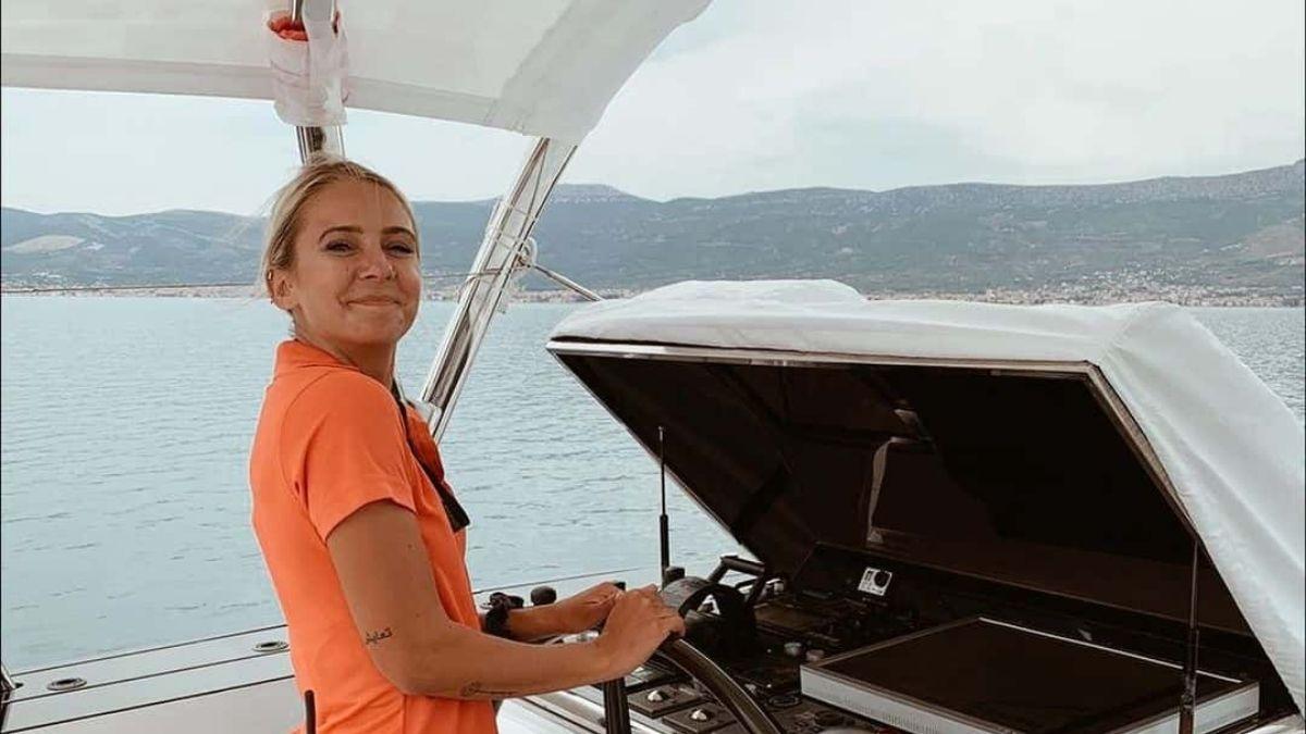 Sydney dishes Season 2 of Below Deck Sailing Yacht
