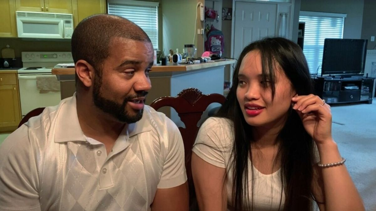 Are Tarik Myers and Hazel Cagalitan from 90 Day Fiance Season 8 married?