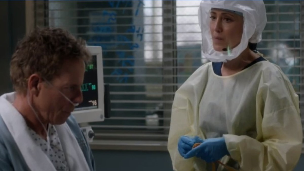 Teddy And Tom On Grey's