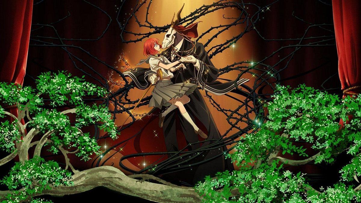 Mahoutsukai no Yome Season 2
