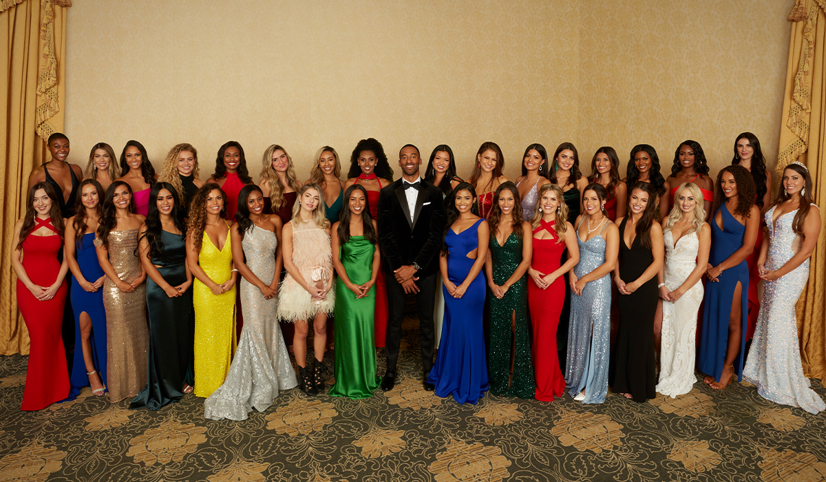 The Bachelor Season 25's cast.