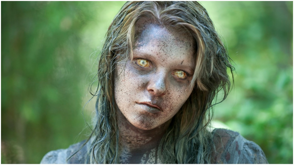 A walker who featured in Episode 7 of AMC's The Walking Dead Season 3