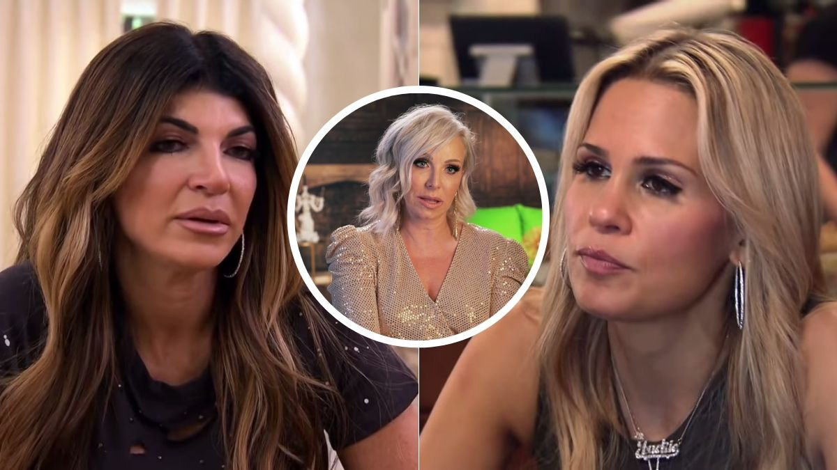 RHONJ star Margaret Josephs says her castmates will resolve their differences