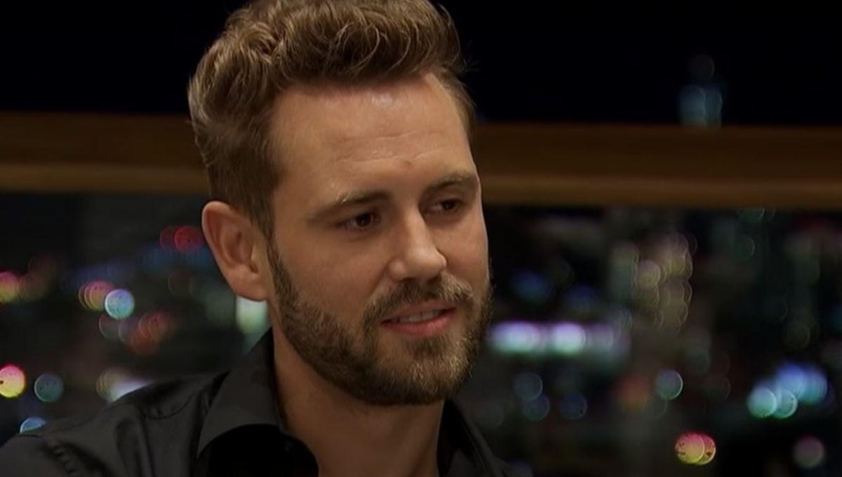 Nick Vial on The Bachelor