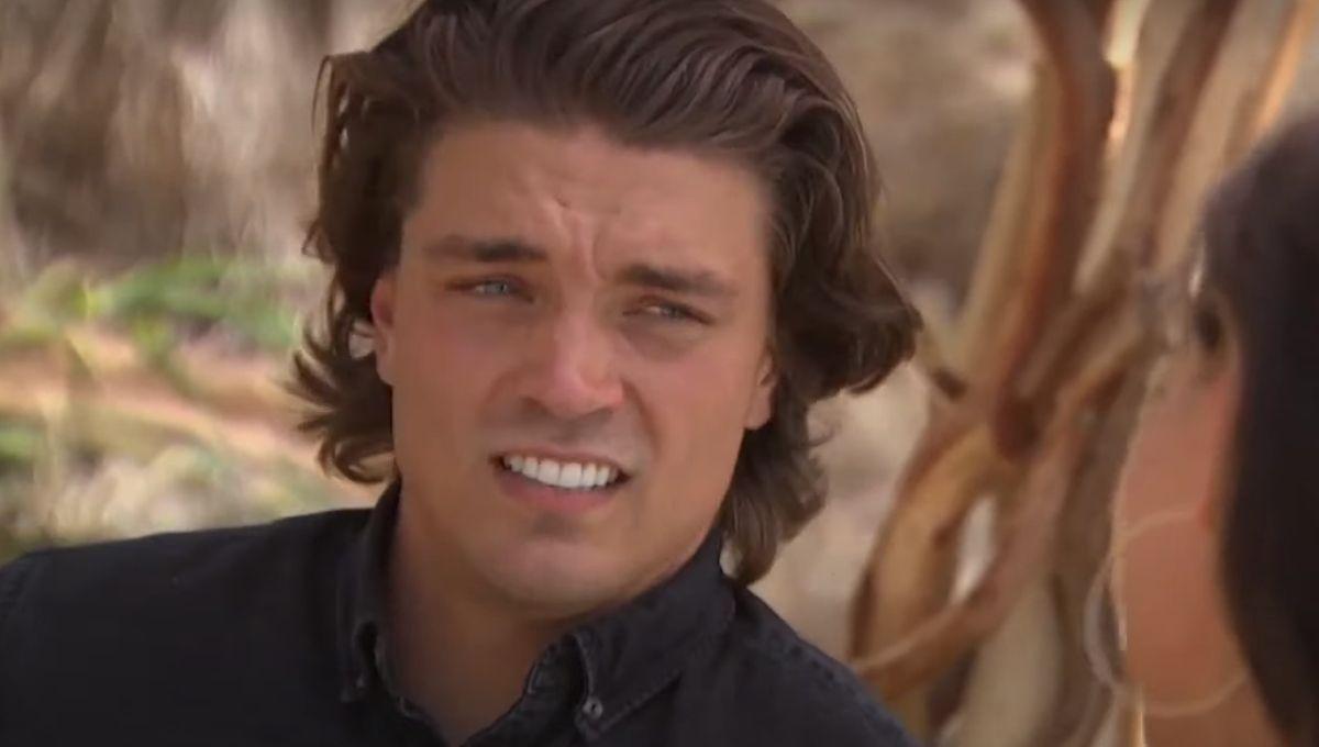 Dean Unglert on Bachelor in Paradise