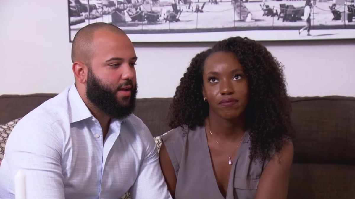 Married at First Sight star Briana Morris talks about communication challenges with Vincent