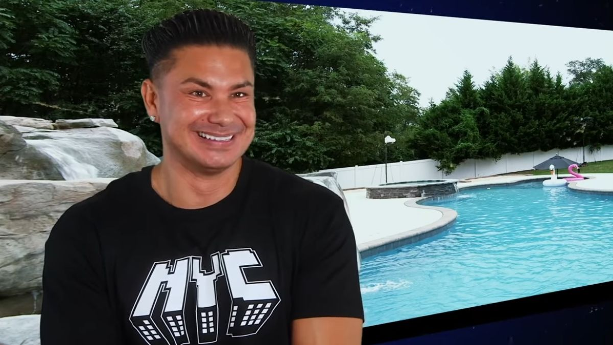 Pauly D during an episode of Jersey Shore Family Vacation