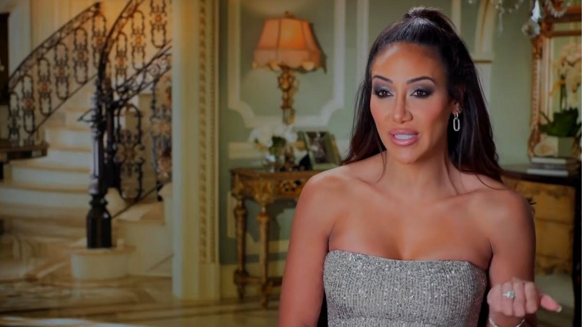 Melissa Gorga on RHONJ
