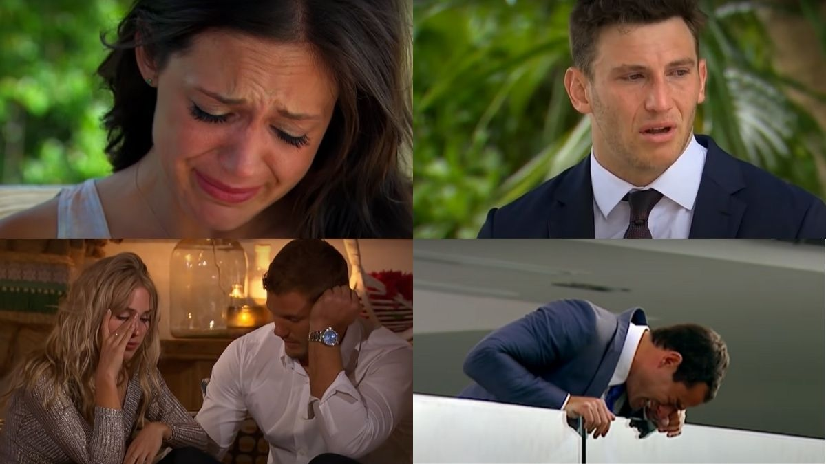 Devastating moments from the Bachelor franchise