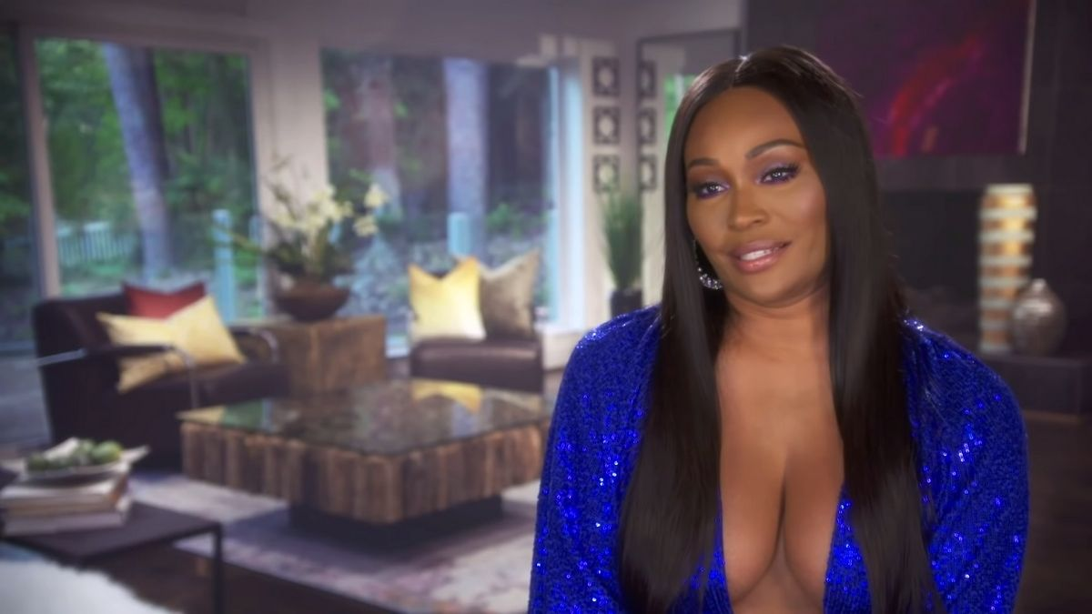 RHOA star Cynthia Bailey thinks Housewives crossover show is a great idea