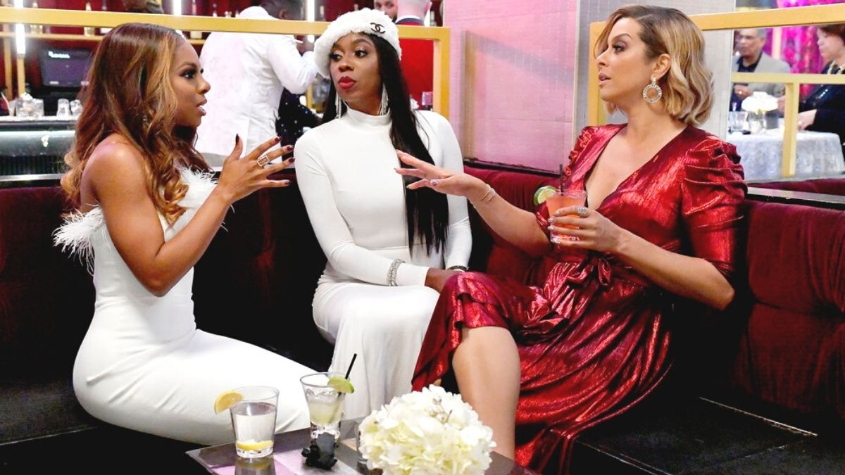 RHOP star Wendy Osefo squashes rumors about how she got cast on the show