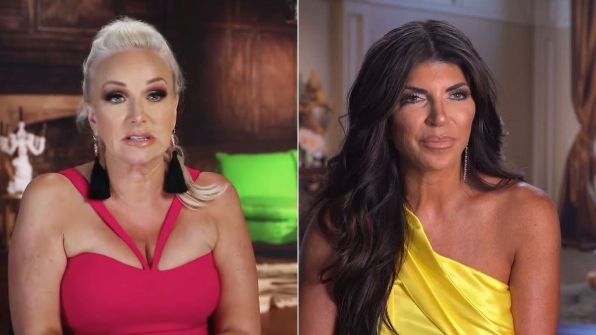 RHONJ star Margaret Josephs says Teresa Giudice felt bad about hair-pulling incident