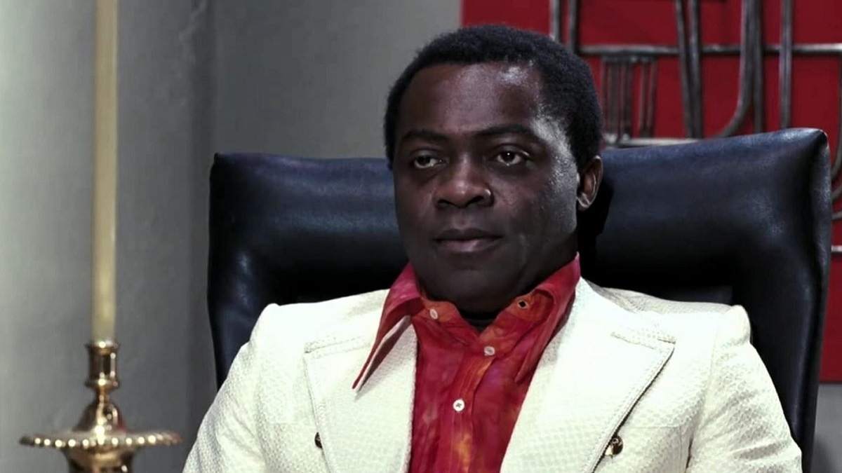 Yaphet Kotto as Dr. Kananga