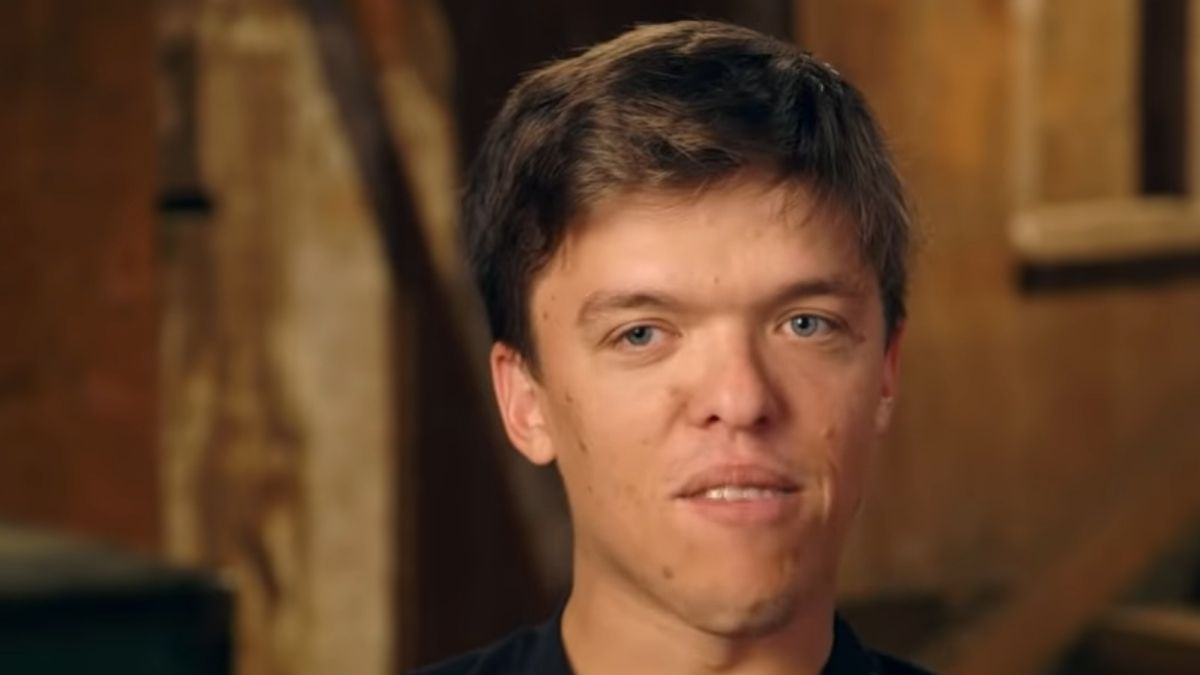 Zach Roloff of Little People Big World