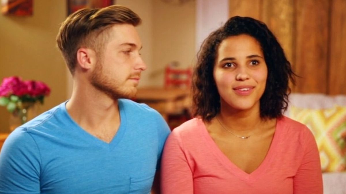 Amy and Danny from Season 2 of 90 Day Fiance
