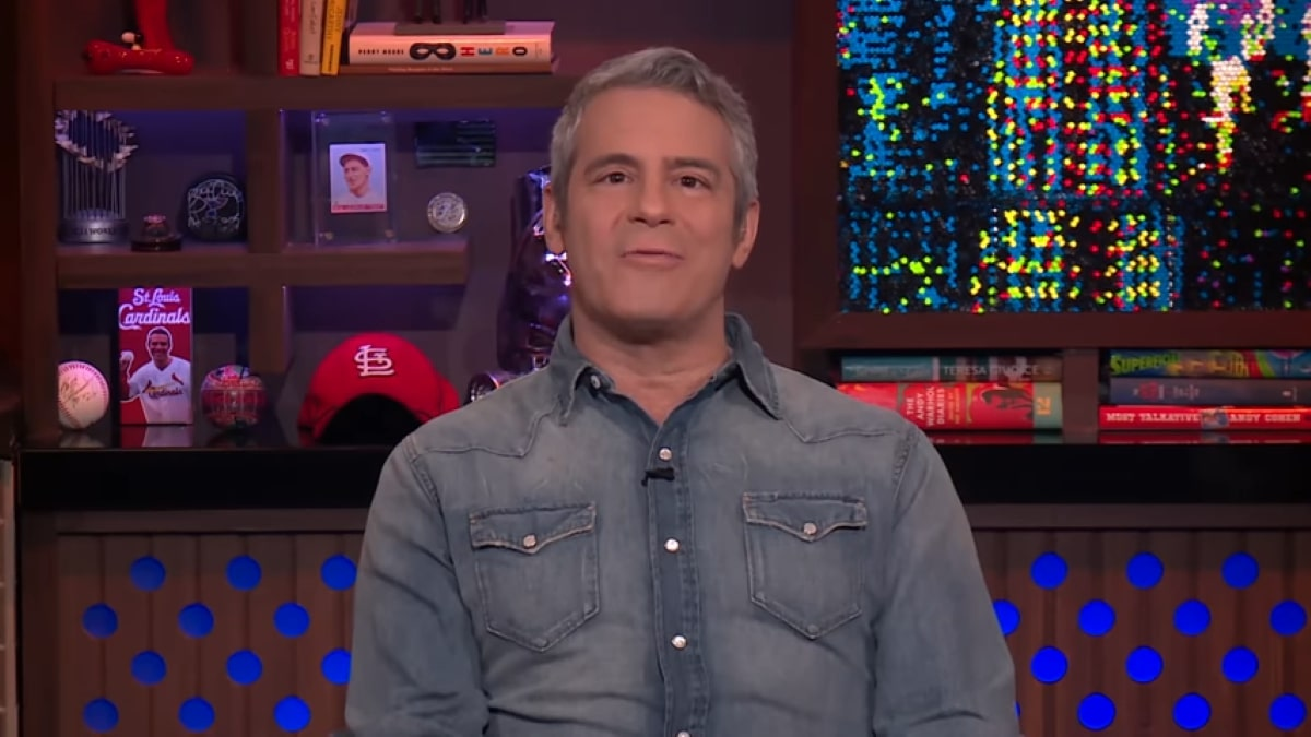 Bravo superstar Andy Cohen.