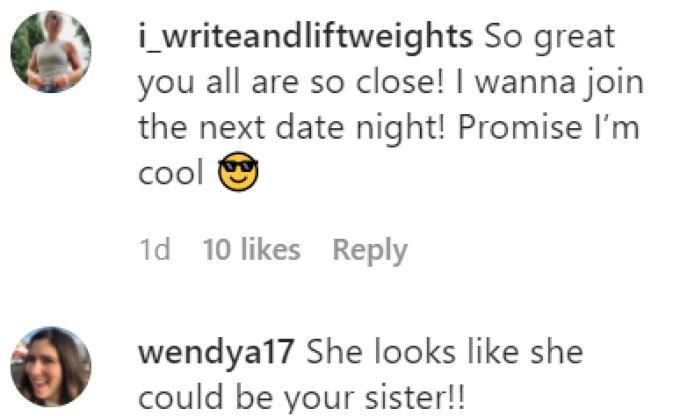 Ashley Iaconetti fans respond to her Instagram post.