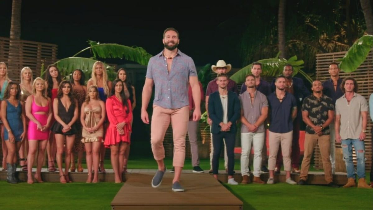 The Temptation Island singles of Season 3