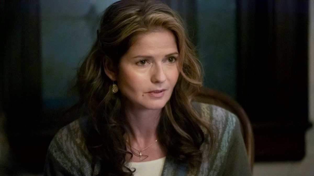 Jill Hennessy in City on a Hill