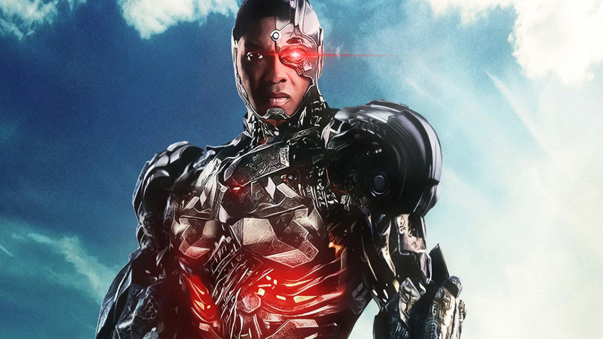 Cyborg is Justice League's most powerful featured.