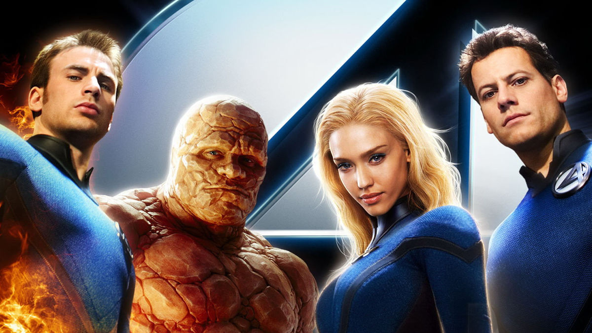 Fantastic Four Rise of the Silver Surfer