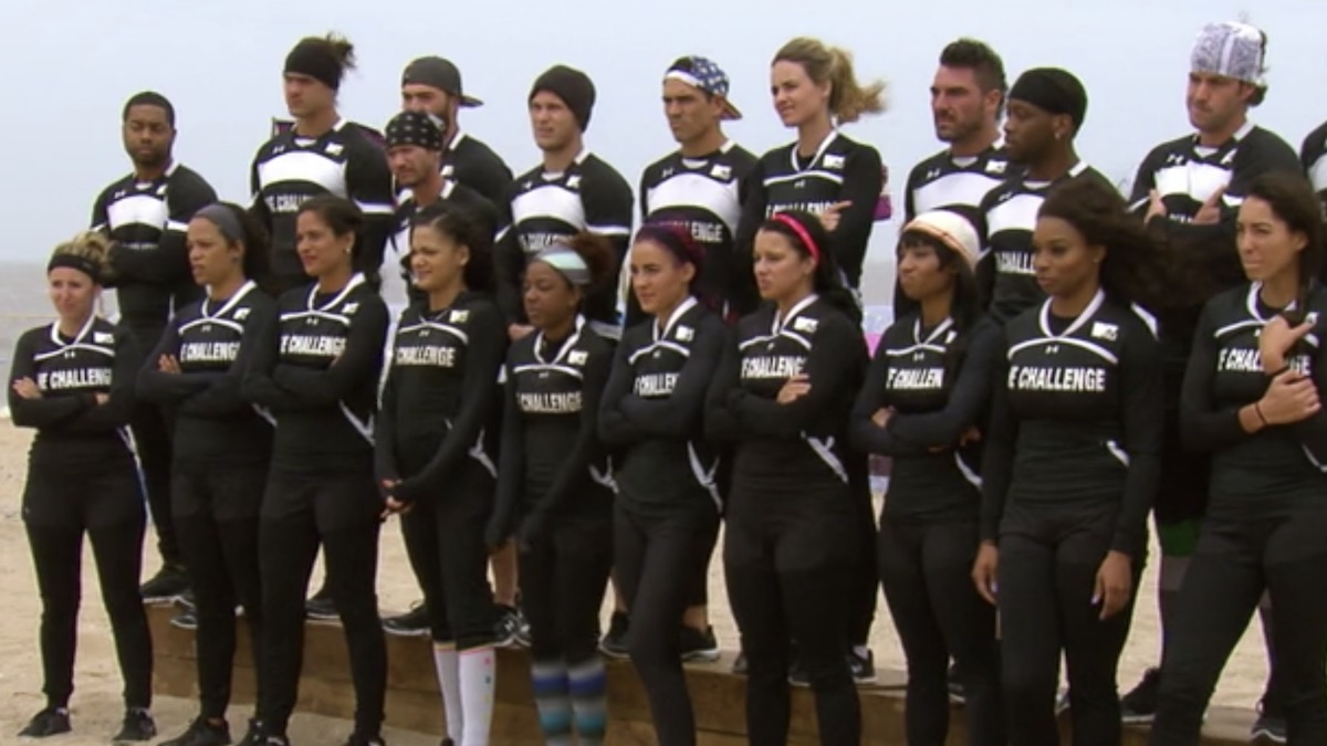 the challenge free agents competitors
