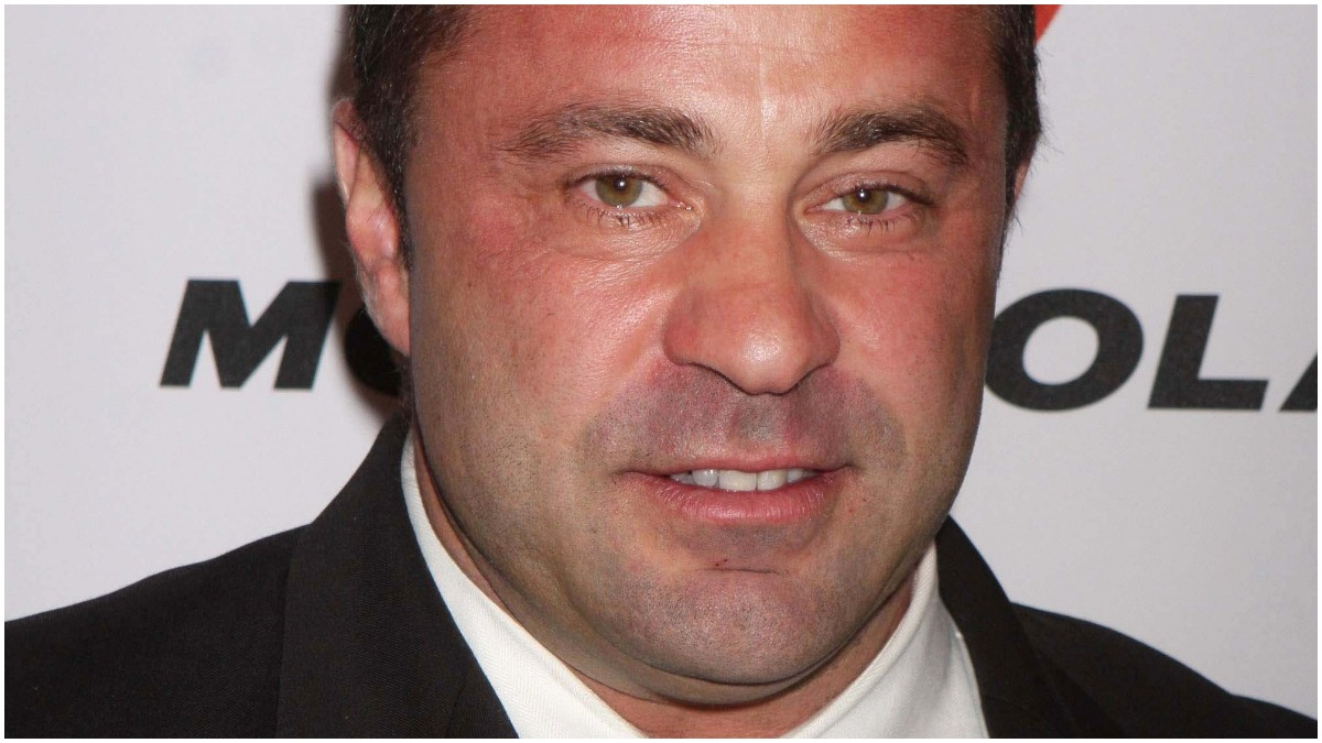 Joe Giudice starred on RHONJ.