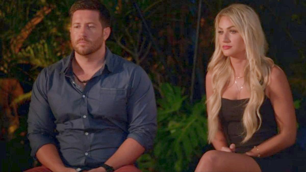 John and Kady on Temptation Island