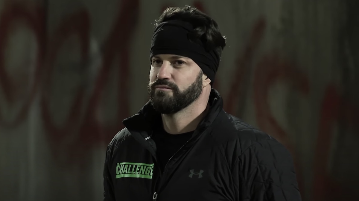 johnny bananas on the challenge total madness