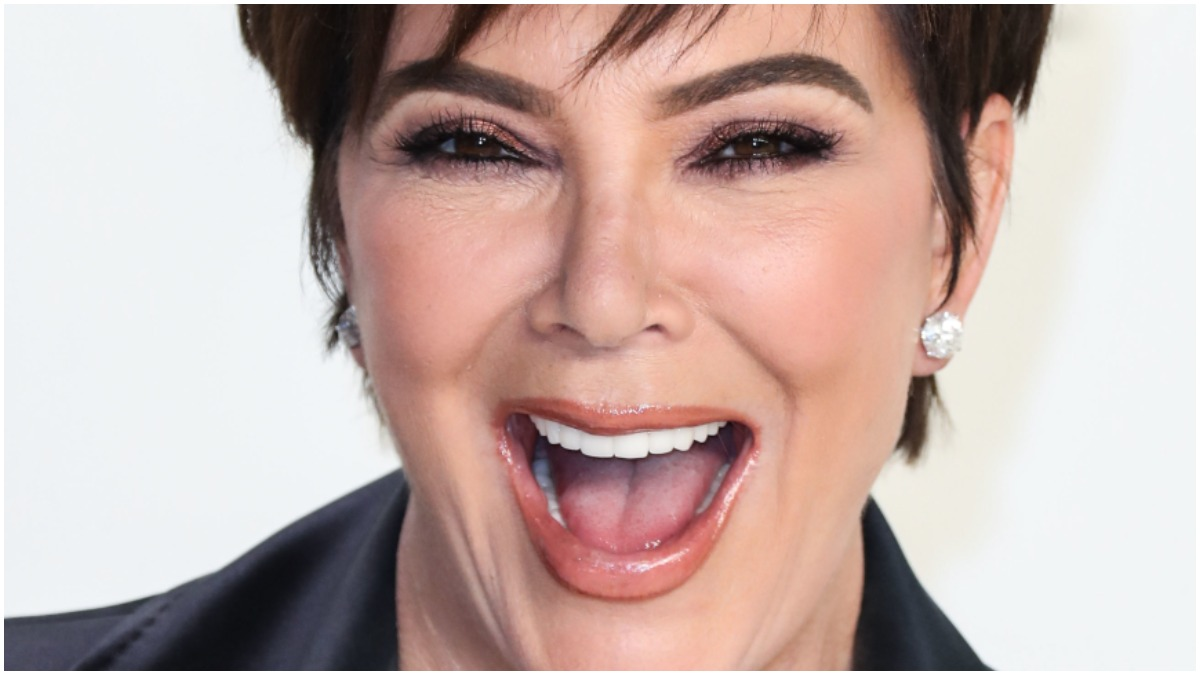 Kris Jenner stars on Keeping Up with the Kardashians.