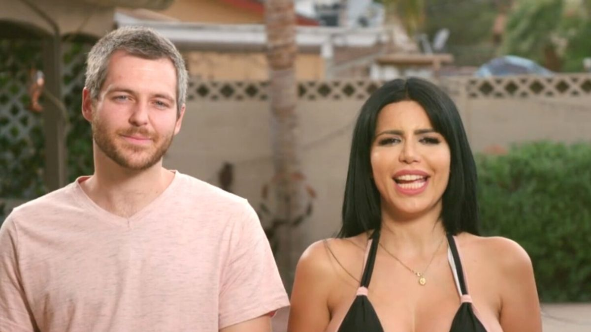 Larissa and Eric from 90 Day Fiance: happily Ever After