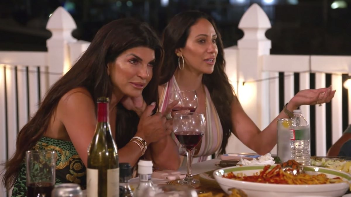 RHONJ star Melissa Gorga dishes on her confrontation with Teresa Giudice