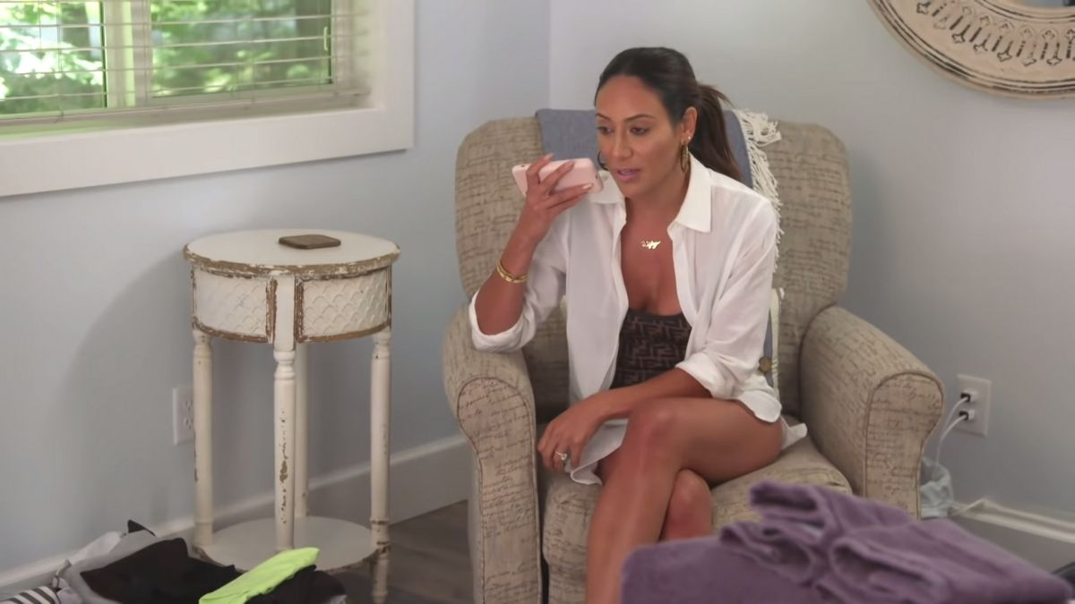 RHONJ star Melissa Gorga confronts Michelle Pais after she claimed Joe Gorga owes her husband money