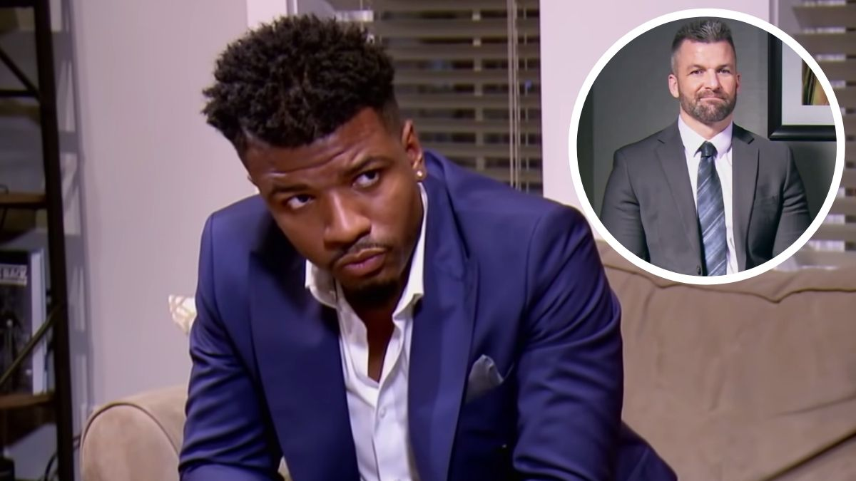 MAFS star Chris WIlliams takes aim at Jacob Harder after he comments on Chris and Paige's marriage