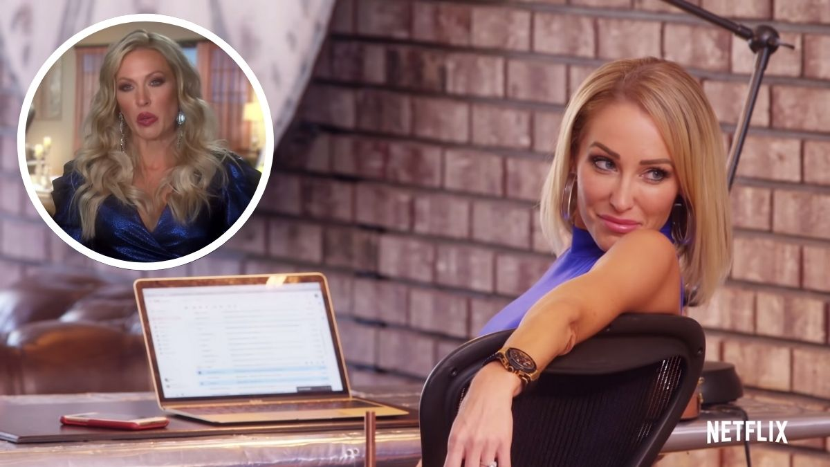 Selling Sunset star Mary Fitzgerald is working with RHOC star Braunwyn WIndham-Burke