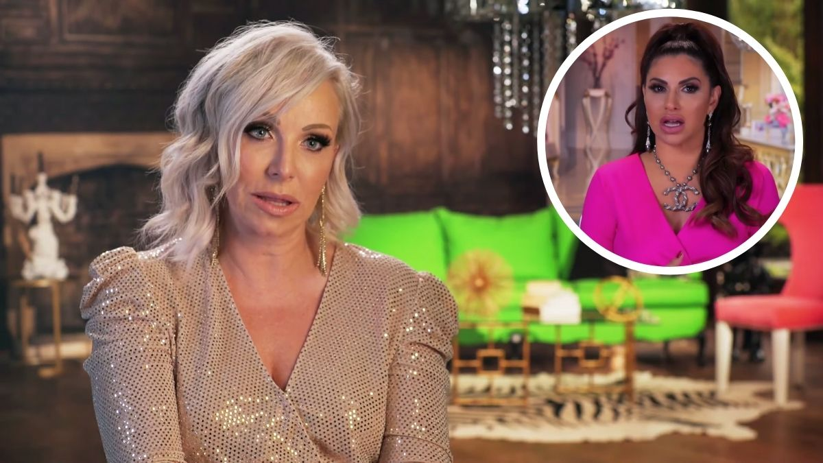 RHONJ star Margaret Josephs says Jennifer Aydin's drinking was too much for her this season