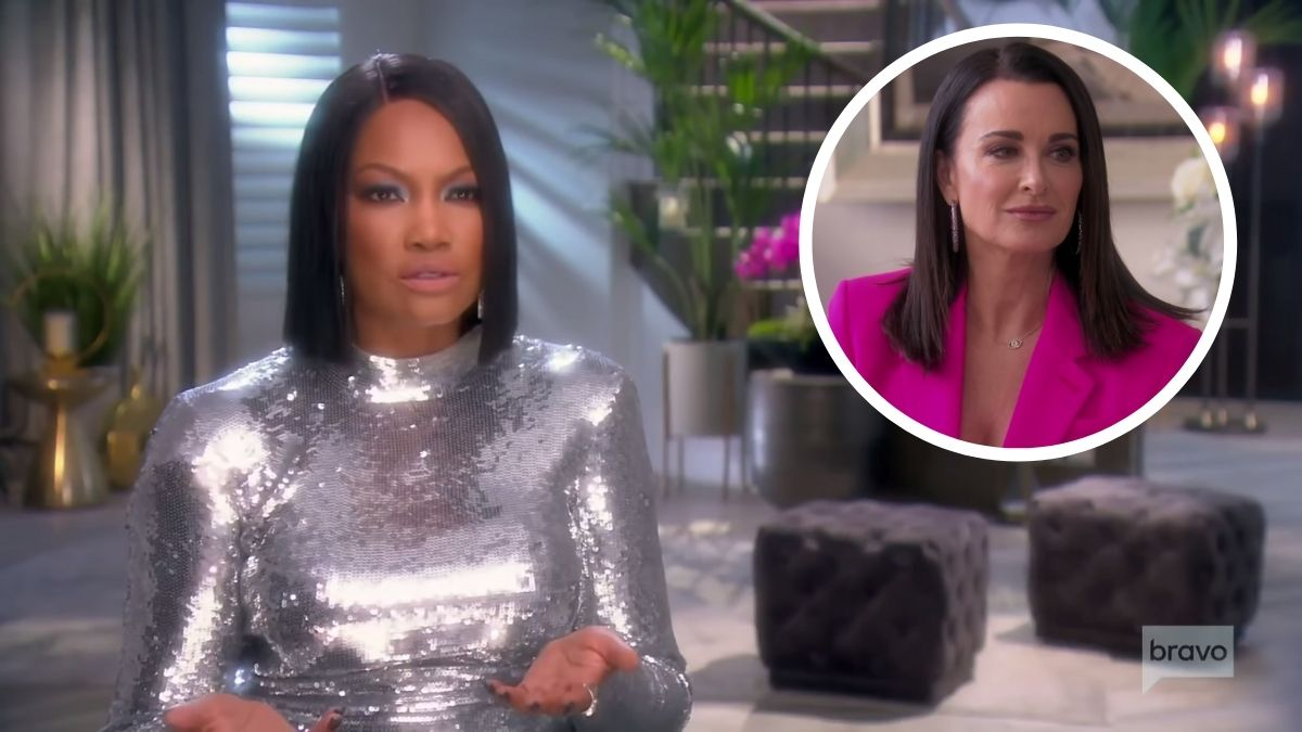 RHOBH newbie Garcelle Beauvais talks about her relationship with castmate Kyle RIchards