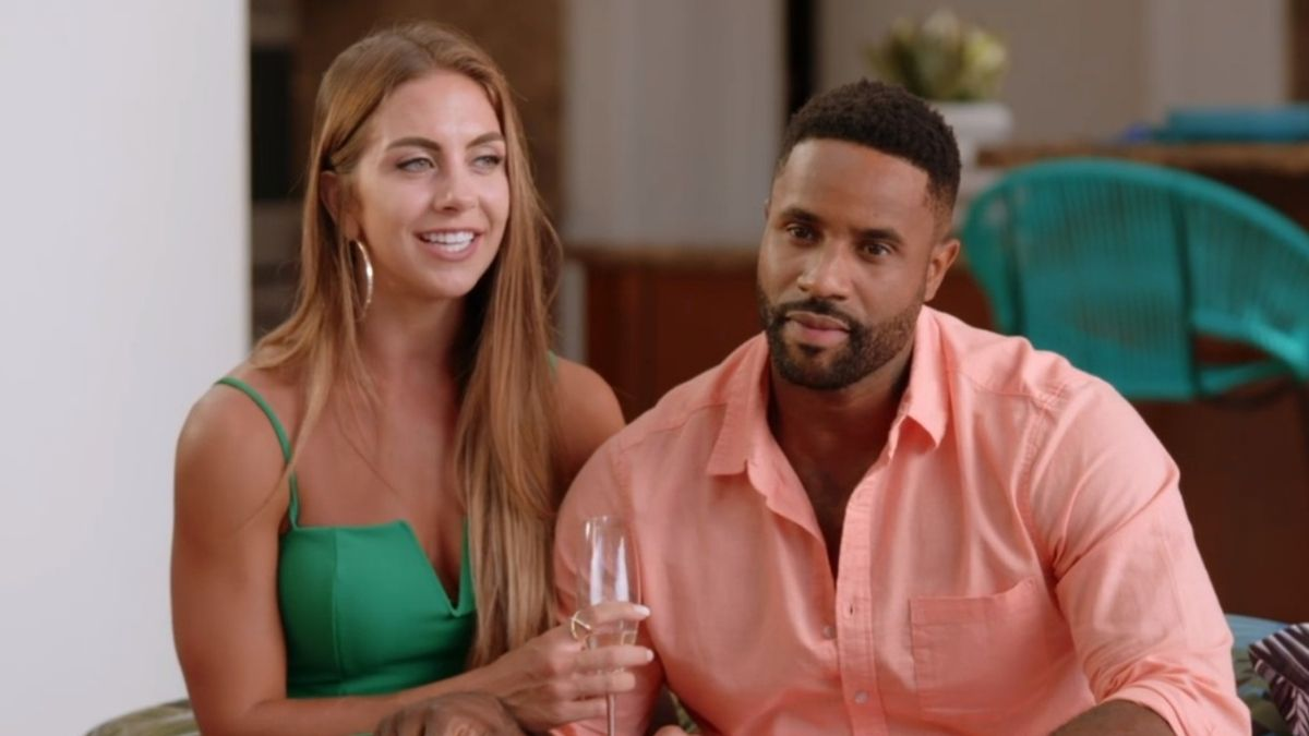 Nicole and Karl from Season 1 of Temptation Island