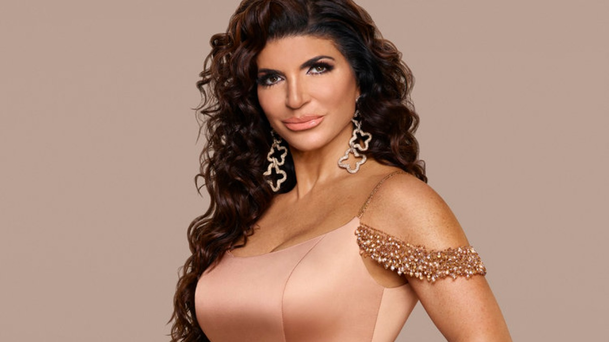 THE REAL HOUSEWIVES OF NEW JERSEY -- Season:11 -- Pictured: Teresa Giudice.