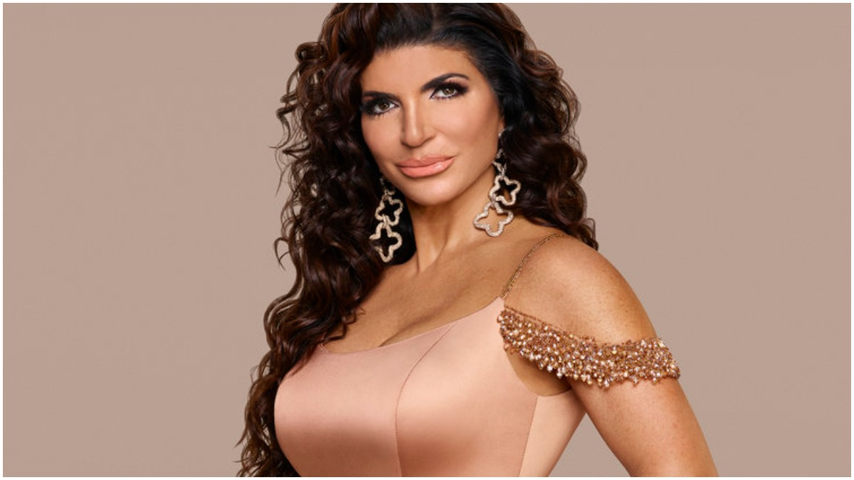 Teresa Giudice stars on The Real Housewives of New Jersey.