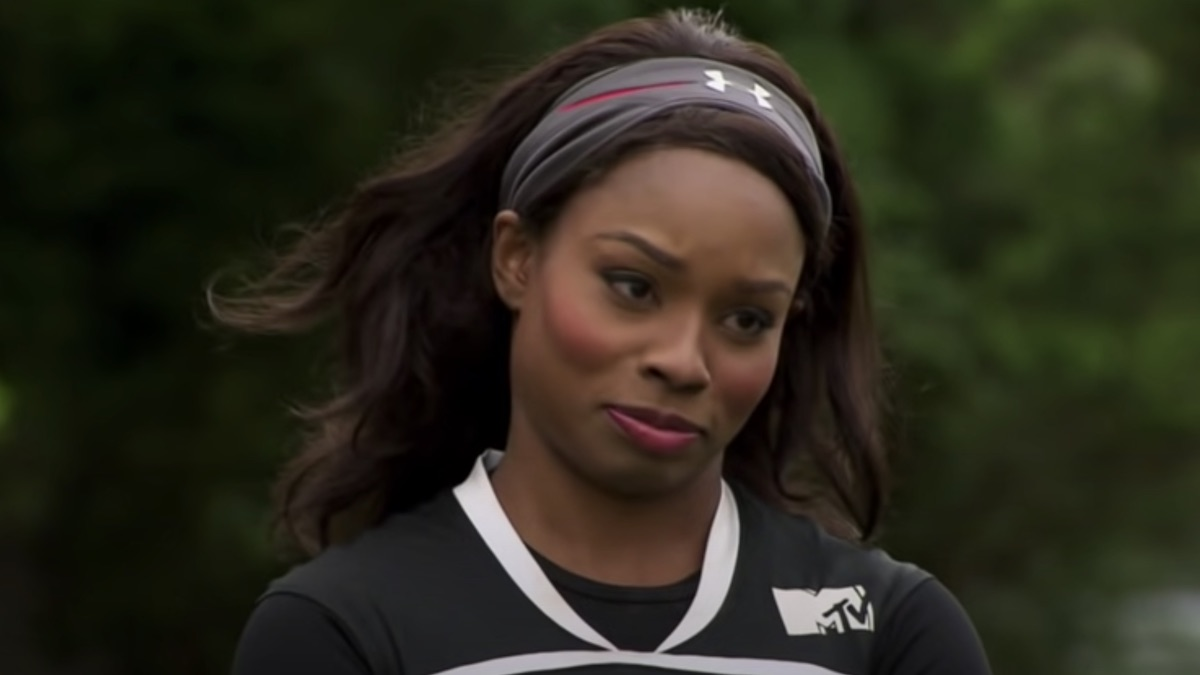 devyn simone during the challenge free agents